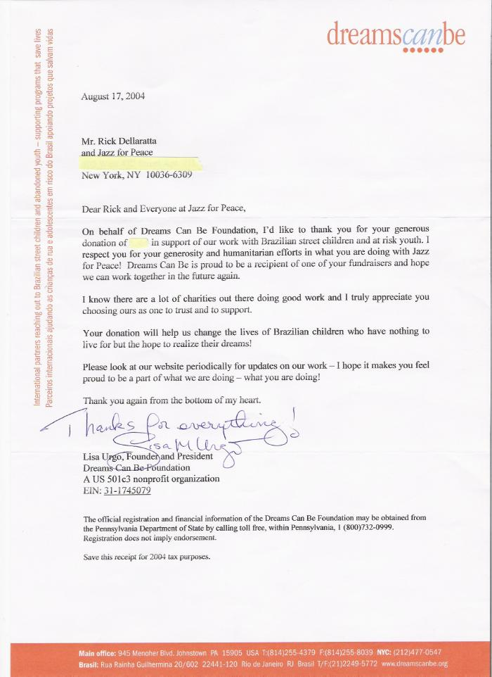 View The Full Letter